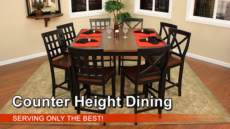 Bar Tables Pub Tables Amp Counter Height Dining Furniture