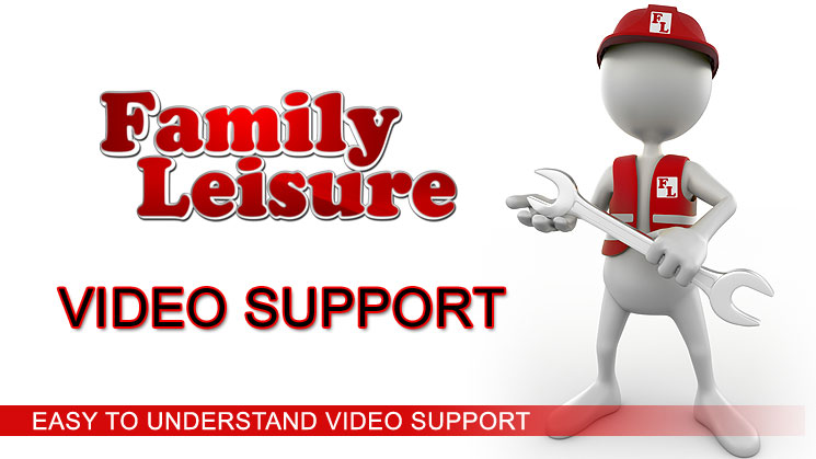 Customer Support Family Leisure