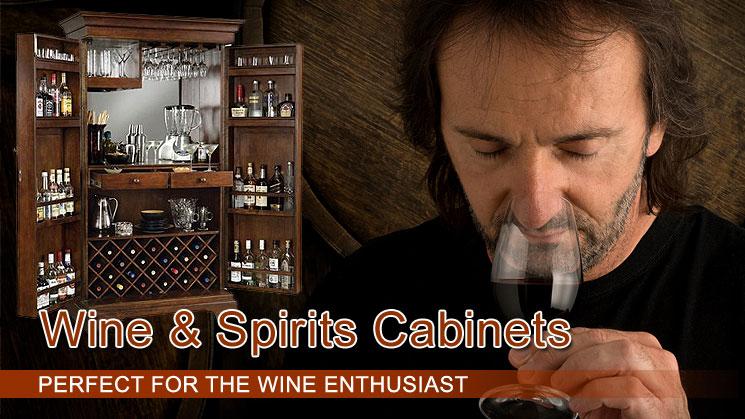 Wine Cabinets Spirits Storage Furniture Howard Miller