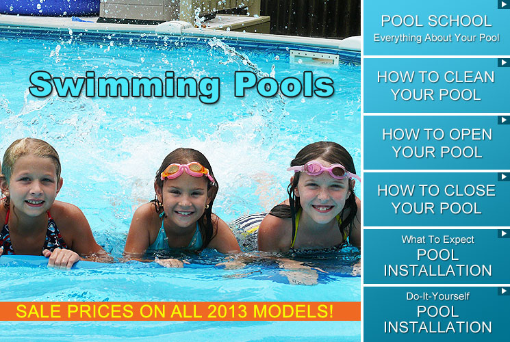 All Above Ground Pools For Sale Swimming Pools Family