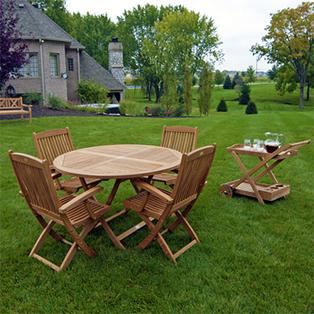 teak patio furniture requires little attention care maintenance teak