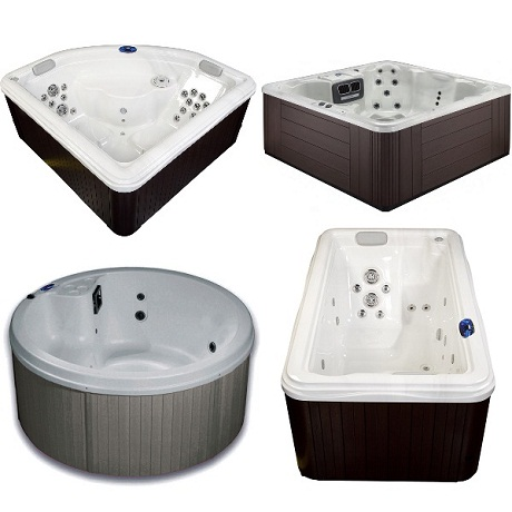 Buying guides what size shape style and brand of hot for Bathtub shapes and sizes
