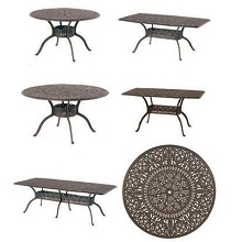 Patio Furniture Tables