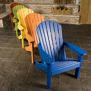 The Best Plastic For Your Patio: Polyurethane Or Poly Lumber Furniture Part 82